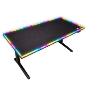 Thermaltake Level 20 RGB Battlestation Gaming Desk (Electric Height Adjustment)
