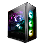 DEEPCOOL MATREXX 70 Tempered Glass ARGB Gaming Case