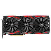NVIDIA GeForce RTX 2070 SUPER - 8GB GDDR6 - ASUS ROG STRIX GAMING - (VR-Ready)