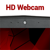 Built-in 2.0 Mega Pixels Digital Web Video Camera