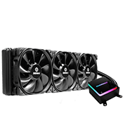 ENERMAX 360mm LIQTECH TR4 II ARGB AIO CPU Cooler-TR4 Exclusive