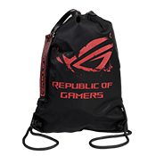 [FREE] - ASUS ROG String Backpack (While supplies last!)-[FREE] - with select ASUS laptops