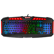 iBUYPOWER Standard RGB Gaming Keyboard