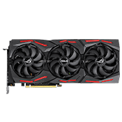 NVIDIA GeForce RTX 2080 SUPER - 8GB GDDR6 - ASUS ROG STRIX (VR-Ready)