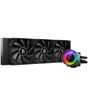 DEEPCOOL GAMERSTORM ARGB 360mm CASTLE 360 EX Liquid Cooler