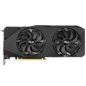 NVIDIA GeForce RTX 2060 SUPER - 8GB GDDR6 - ASUS DUAL EVO OC (VR-Ready)