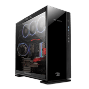 iBUYPOWER InWin 305 Tempered Glass RGB Gaming Case