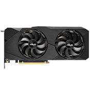 NVIDIA GeForce RTX 2070 SUPER - 8GB GDDR6 - ASUS DUAL EVO OC (VR-Ready)