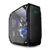 InWin 925 Tempered Glass Full Tower Gaming Case