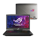 ASUS ROG G703GX-XB96K, 17.3'' FHD 1920x1080, 144Hz 3ms IPS-Level G-Sync