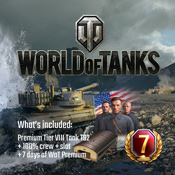 [FREE GAME CONTENT] - Get World of Tanks Premium for 7 Days Plus MORE!-w/ Purchase of iBUYPOWER Gaming PC