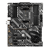 MSI X570-A PRO --  Gb Lan, ARGB Header (2), USB 3.2 (6 Rear, 4 Front)