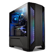 Lian Li LANCOOL II Tempered Glass RGB Gaming Case