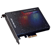 AVerMedia Live Gamer 4K - 4Kp60 HDR Capture Card