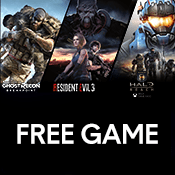 [FREE Game Bundle] - Resident Evil 3 and Ghost Recon Breakpoint-w/ Purchase of Radeon 5500 XT