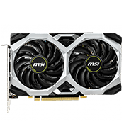 NVIDIA GeForce GTX 1660 Ti - 6GB GDDR6 - MSI VENTUS XS (VR-Ready)