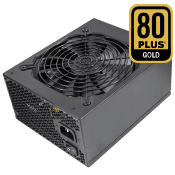 650 Watt - High Power - 80 PLUS Gold