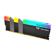 8GB (8GB x 1) DDR4-3200MHz Thermaltake TOUGHRAM RGB