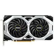 NVIDIA GeForce RTX 2060 SUPER - 8GB GDDR6 - MSI VENTUS GP OC (VR-Ready)