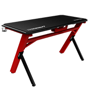 Gamdias DAEDALUS E1 BR+C Gaming Desk
