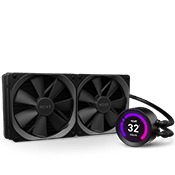 NZXT Kraken Z63 280mm Liquid Cooling System w/ LCD Display