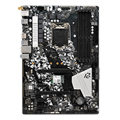 ASRock Z390 PHANTOM GAMING 4S-IB - WiFi, ARGB Header (1), USB 3.2 Ports (4 Type-A), M.2 Slot (1)