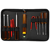 [Tools] Startech 11 Piece Computer Tool Kit with Carrying Case