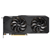 NVIDIA GeForce RTX 2080 SUPER - 8GB GDDR6 - ASUS DUAL EVO OC (VR-Ready)
