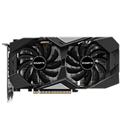 NVIDIA GeForce GTX 1660 - 6GB GDDR5 - GIGABYTE OC (VR-Ready)