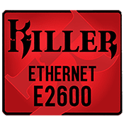 Killer E3100 Gaming Network