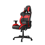 Gamdias Zelus E1 Gaming Chair - [Black/Red]
