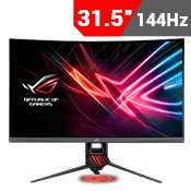 "31.5"" [2560 x 1440] ASUS ROG Strix XG32VQR Curved HDR Gaming Monitor - 144Hz 4ms-Single Monitor"