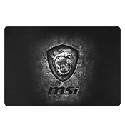 MSI Ultra-Smooth Low-Friction Textile Surface Non-Slip Gaming Mouse Pad (Agility Gd20)