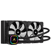 CORSAIR iCUE H115i RGB PRO XT 280mm Liquid Cooling System