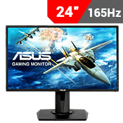 "24"" [1920 x 1080] ASUS VG248QG Gaming Monitor - 165Hz 0.5ms, G-SYNC Compatible-Single Monitor"