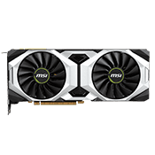 NVIDIA GeForce RTX 2080 Ti - 11GB GDDR6 - MSI VENTUS GP OC (VR-Ready)