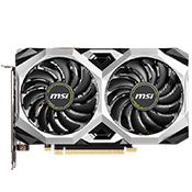 NVIDIA GeForce GTX 1660 SUPER - 6GB GDDR6 - MSI VENTUS XS OC (VR-Ready)