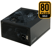 800 Watt - High Power - 80 PLUS Gold (White Cables)