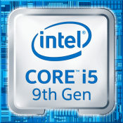 Intel® Core™ i5-9400F Processor (6x 2.90GHz/9MB L3 Cache)