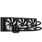 CORSAIR iCUE H150i PRO XT 360mm Liquid Cooling System