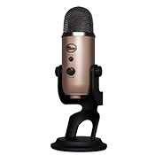Blue Yeti USB Microphone - Copper