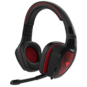[$9] - GAMDIAS EROS M1 Multi-Color Gaming Headset ($39 Value)