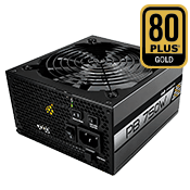 750 Watt - InWin PB 80 PLUS Gold Power Supply Full Modular
