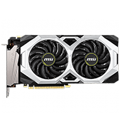 NVIDIA GeForce RTX 2070 SUPER - 8GB GDDR6 - MSI VENTUS GP OC (VR-Ready)