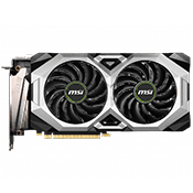 NVIDIA GeForce RTX 2080 SUPER - 8GB GDDR6 - MSI VENTUS XS (VR-Ready)