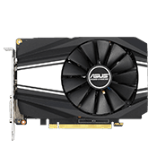 NVIDIA GeForce GTX 1660 SUPER - 6GB GDDR6 - ASUS Phoenix OC (VR-Ready)