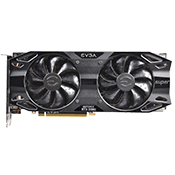 NVIDIA GeForce RTX 2080 SUPER  - 8GB GDDR6 - EVGA BLACK GAMING (VR-Ready)