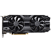 NVIDIA GeForce RTX 2080 SUPER  - 8GB GDDR6 -  EVGA KO GAMING (VR-Ready)