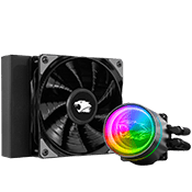iBUYPOWER DEEPCOOL GAMERSTORM RGB 120mm CASTLE 120EX Liquid Cooler