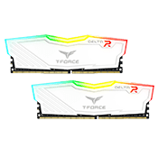 16 GB [8 GB x2] DDR4-3200MHz T-FORCE DELTA RGB